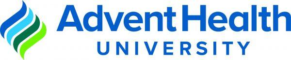 Logo_AdventHealth Univ_horiz_clr_300ppi